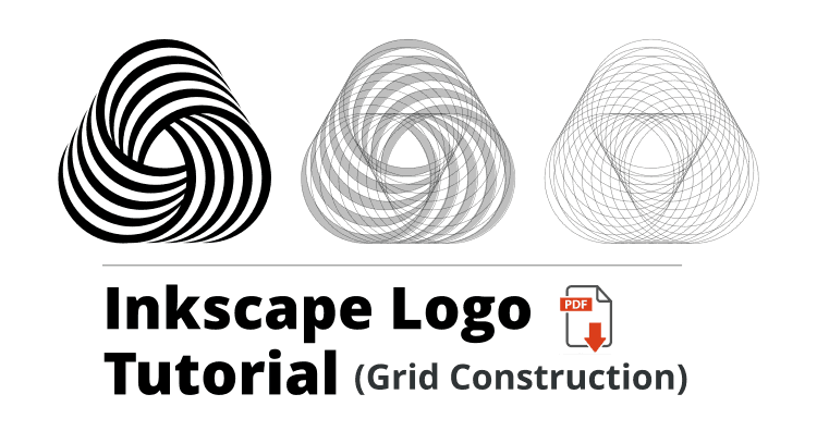 Advanced Inkscape Logo Tutorial [Step-by-Step + PDF]