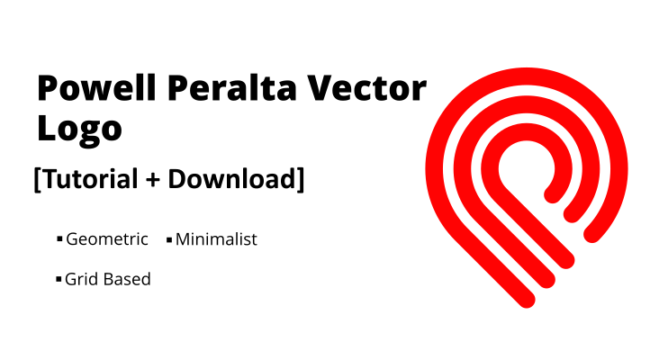 Powell Peralta Logo Vector Tutorial [with Download]