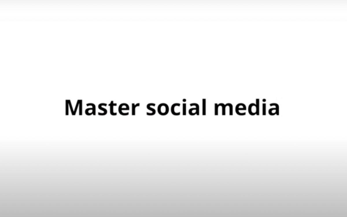 Social Media Mastery Free Course on Canva Design School.