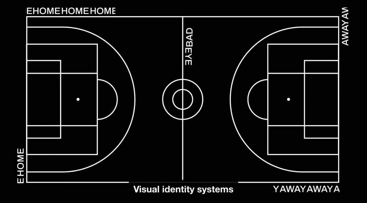 Visual identity design course on Domestika.