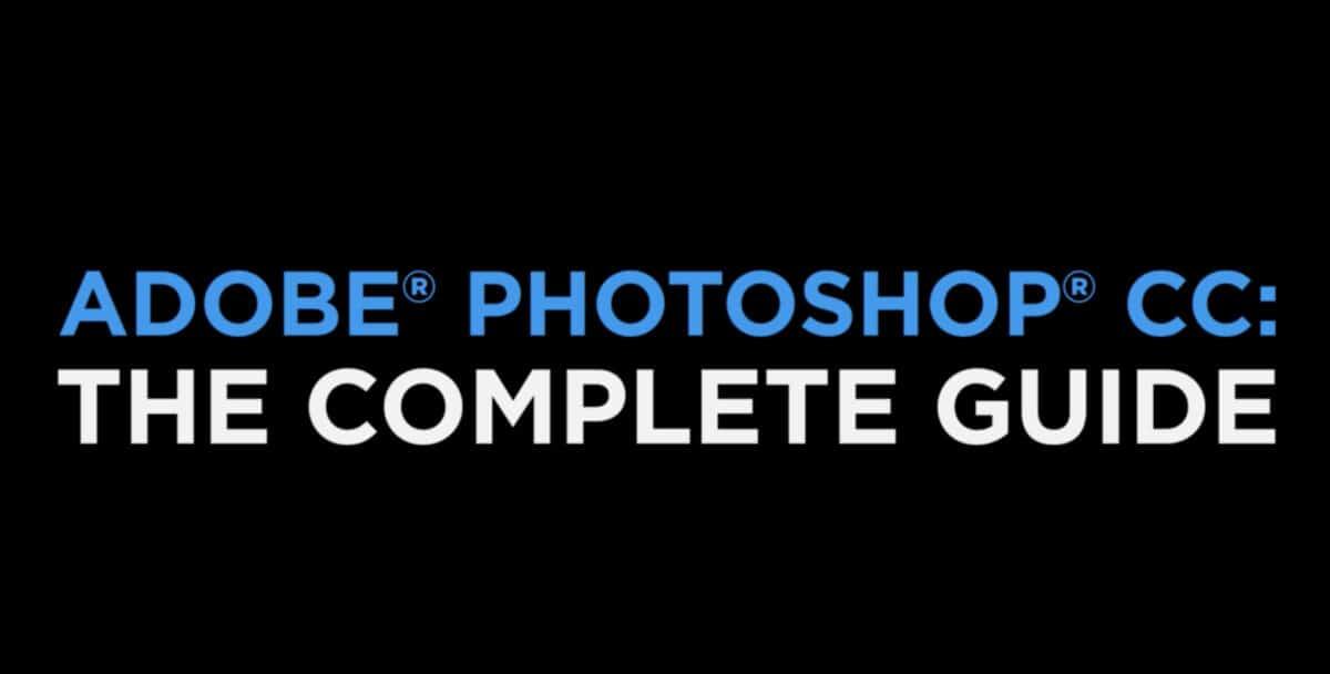 Adobe Photoshop Creative Cloud course on Creative Live.